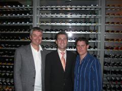 Brian Ogden et Franck Savoy